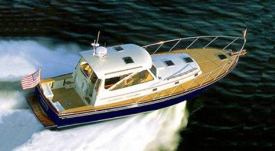 Seaton Yachts Brokerage LITTLE HARBOR WHISPER JET 44