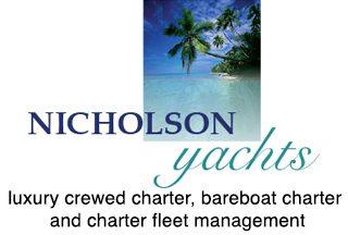 Nicholson Yachts - luxury crewed charter, bareboat charter & charter fleet management