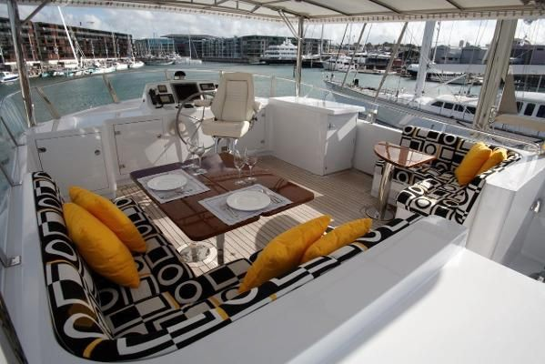ADAGIO, 72ft (21 9m) Chuck Paine - Seaton Yachts Sales and Brokerage