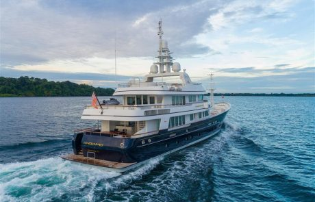 ANGIAMO 139ft Feadship