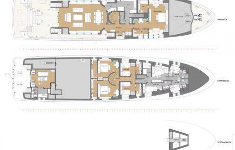CARYALI Alloy Yachts 135