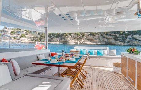 Catamaran 62ft Lagoon 620