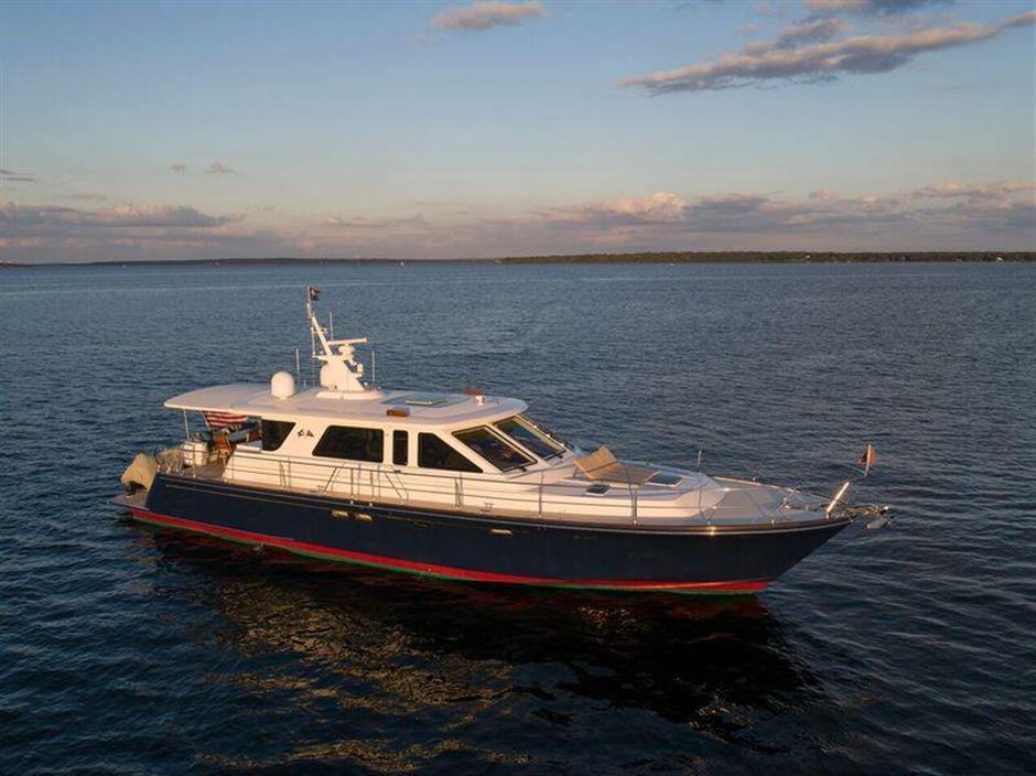 Diamante 68ft Hunt Yachts