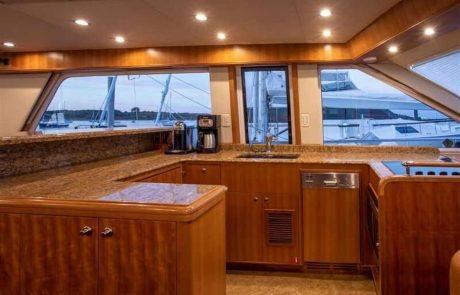 Diamante 68ft Hunt Yachts