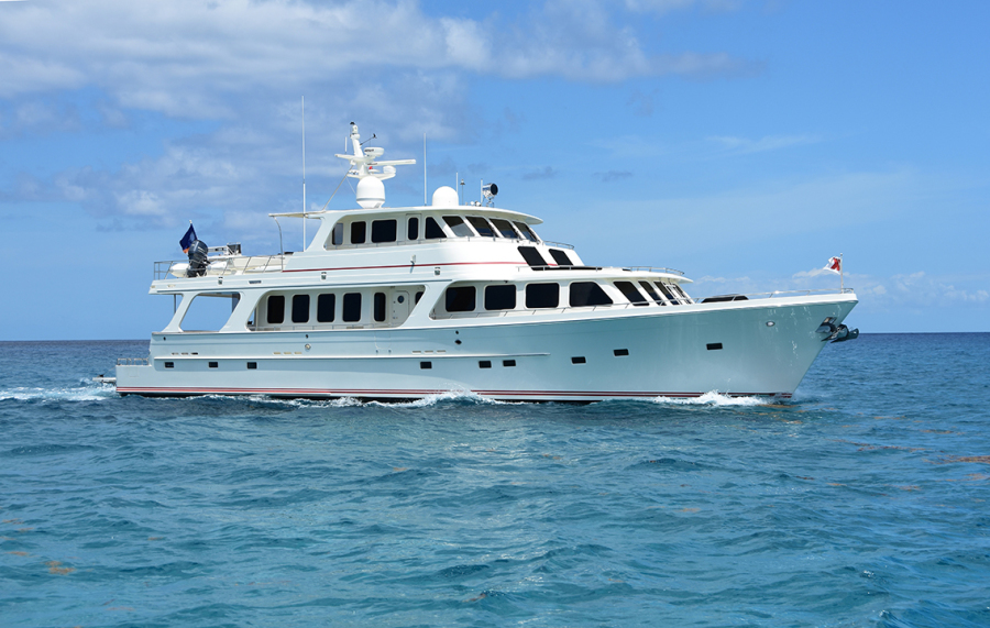 MISS ANNA, 85ft (25.9m) Offshore Voyager