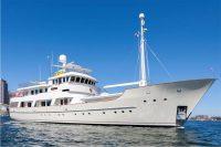 ZEEPAARD 121ft JFA Expedition Yacht