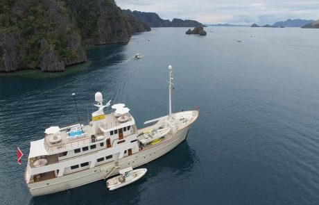 ZEEPAARD 121ft JFA Expedition Yacht