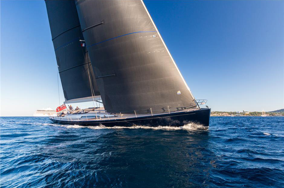 SY BLUES, 99ft (30.2m), Southern Wind Shipyard