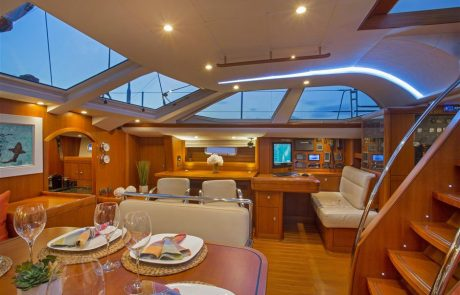 Sy Magrathea, 72ft Oyster Yachts